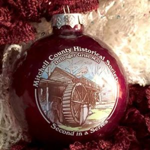 Photo of Dellinger Grist Mill Ornament