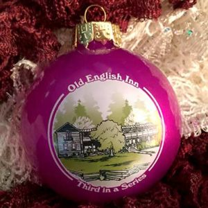 Photo of The English Inn Ornament