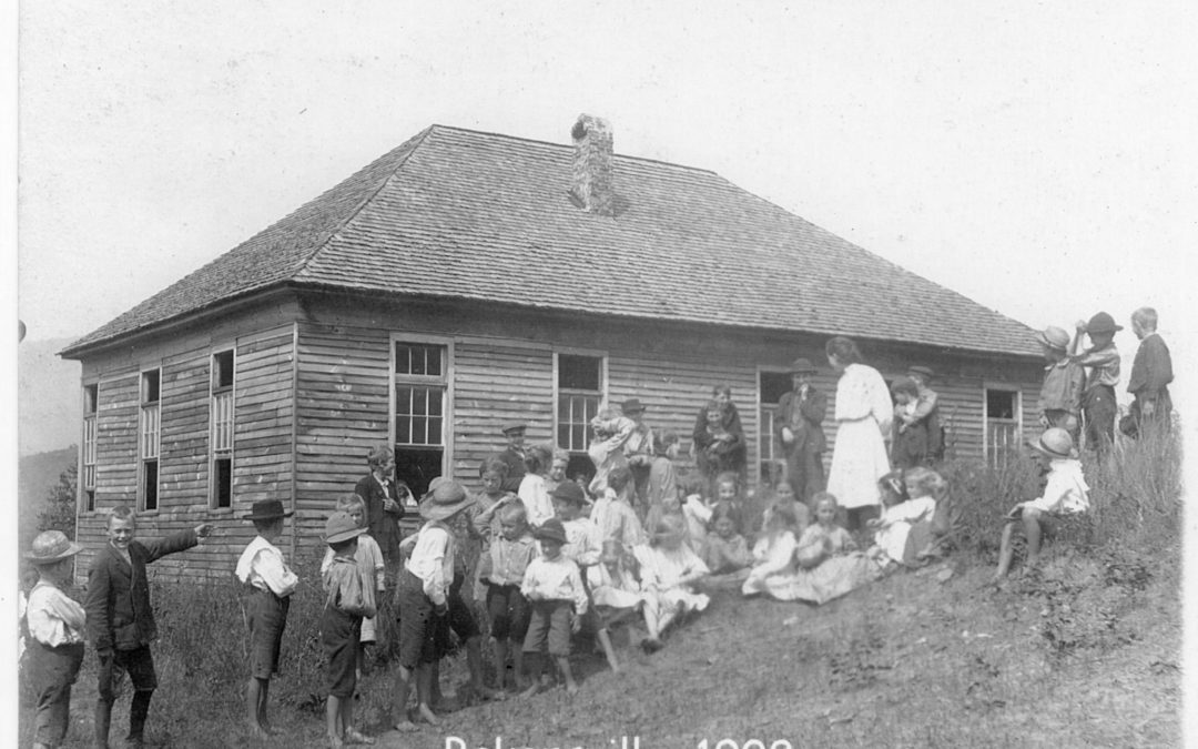 School in Mitchell County
