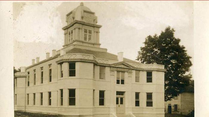 Mitchell-County-Courthouse-Old