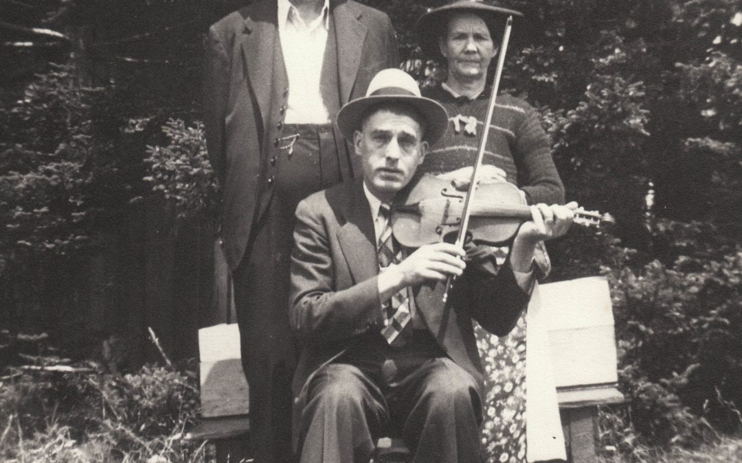 The Musical Ledford Family of Glen Ayre