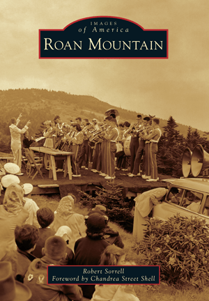 Photo of the Images of America - Roan Mountain Book Cover