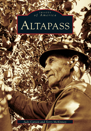 Photo of the Images of America - Altapass Book Cover