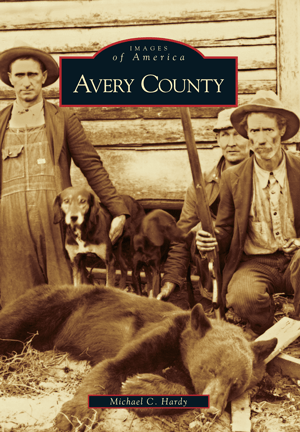 Photo of the Images of America - Avery County Book Cover