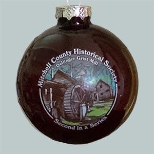 Photo of the Dellinger Grist Mill Ornament