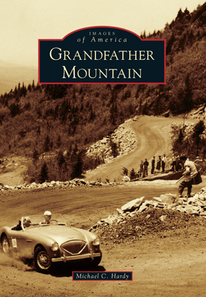 Photo of the Images of America - Grandfather Mountain Book Cover