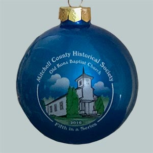 Photo of the Kona Baptist Church Ornament
