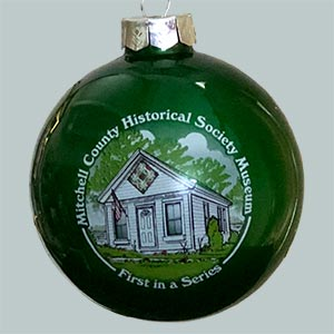 Photo of the MCHS Museum / McBee Law Office Ornament