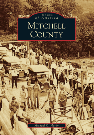 Photo of the Images of America - Mitchell County Book Cover