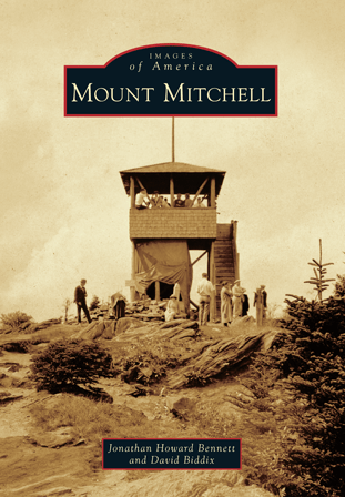 Photo of the Images of America - Mount Mitchell Book Cover