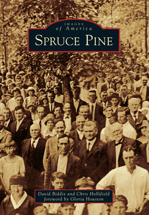 Photo of the Images of America - Spruce Pine Book Cover
