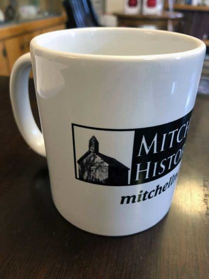 Photo of the Mitchell County Historical Society Ceramic Mug