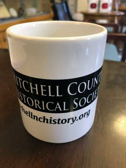 Photo of the MCHS Ceramic Mug