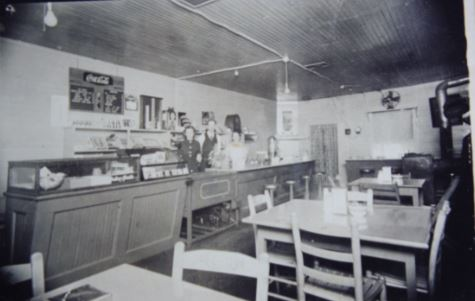 Bakersville Cafes