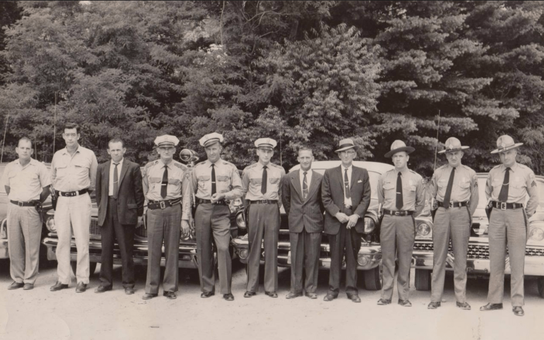 To Protect And To Serve – Mitchell County Law Enforcement 1960
