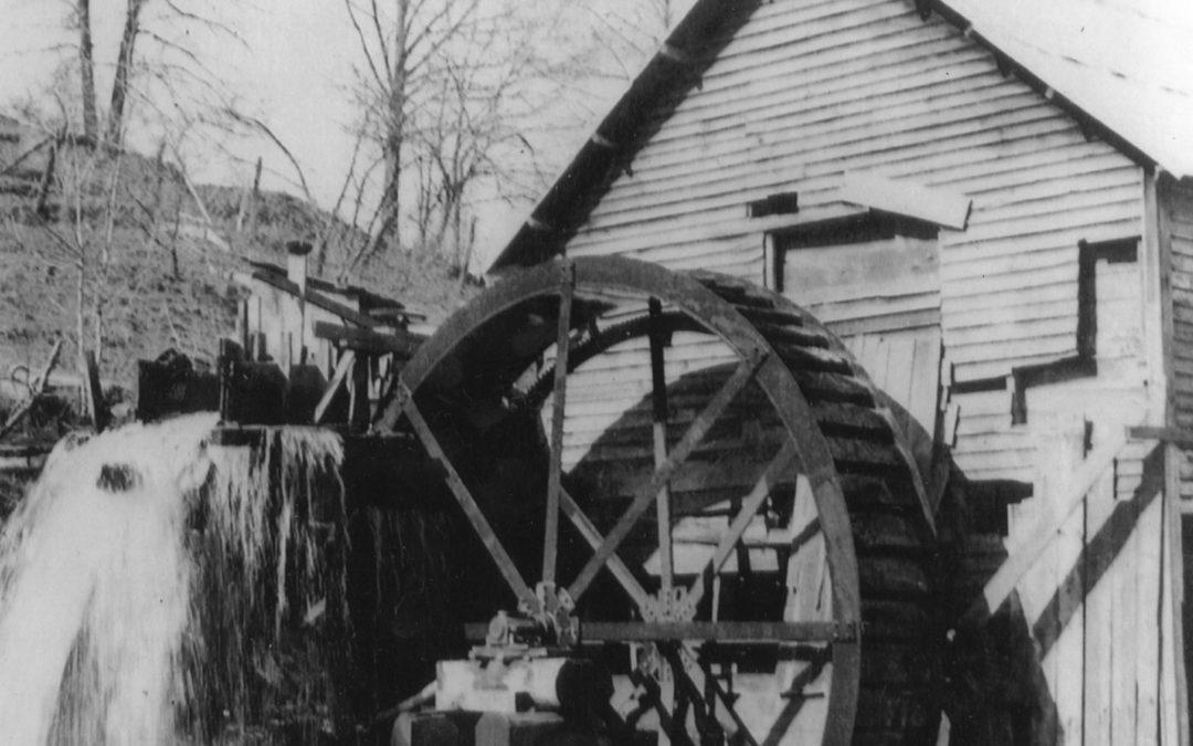 Stacy Buchanan Grist Mill