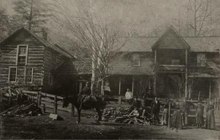 The English Inn – Spruce Pine's Foundation