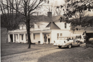 The S.T. Henry Family Home became the first club house.
