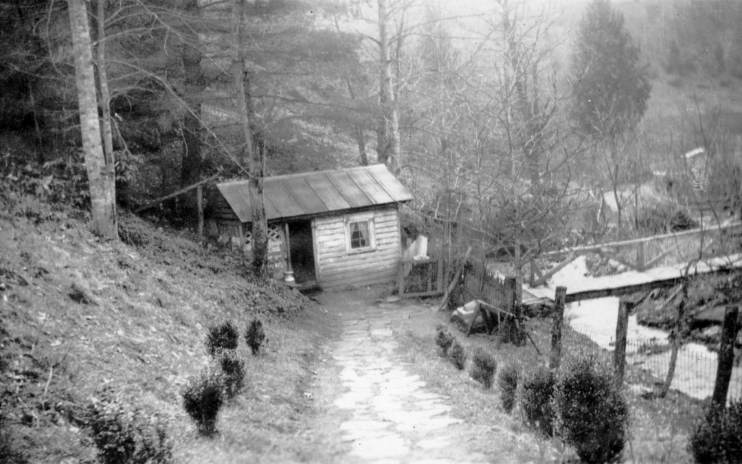 The Mountain Springhouse – An Absolute Necessity