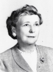 Picture of Mrs. Ruby Sisk Gouge