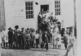 School Days on Beaver Creek