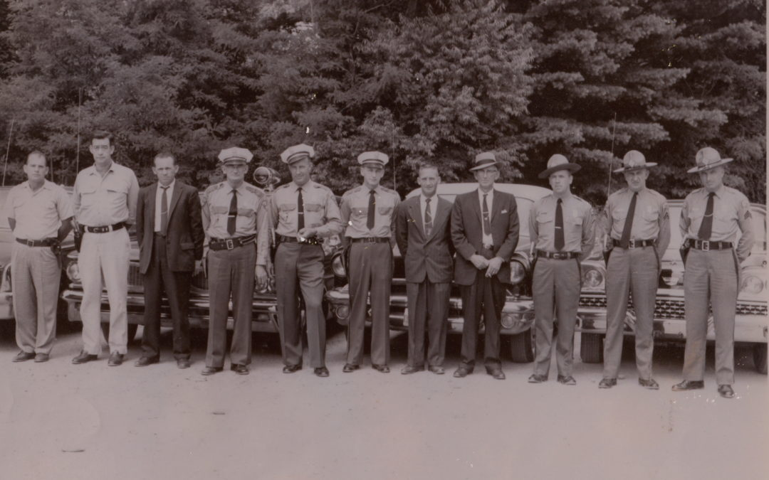 Mitchell County's Keepers of the Peace 1960