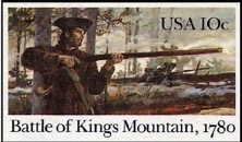 The Battle of Kings Mountain ~ The Turn of the Tide of Success