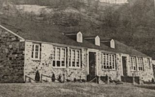 The School Beneath the Roan