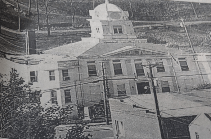 Silent Witness – The Mitchell County Courthouse Ghost