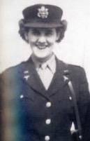 Nina Silver Turbyfill: WWII Army Nursing Corps