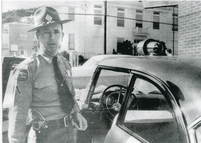 Patrolman Charles L. Radcliffe